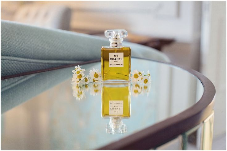 Wedding - bride's Chanel perfume  at the Laura Ashley Belsfield Hotel ©Tiree Dawson Photography