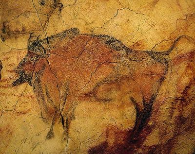 """Altamira Cave Paintings: as Picasso famously exclaimed, """"after Altamira, all is decadence"""""""