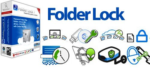 Folder Lock is the security tools That allows to keep important data on your computer safe and protect from unauthorized access.