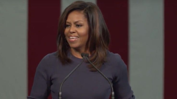 Michelle Obama's Misogyny Hypocrisy - First lady feigns disgust at Trump's 11-year-old lewd comments, despite history of promoting rappers as role models