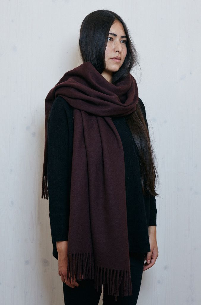 Acne | Canada Scarf | SPROUT