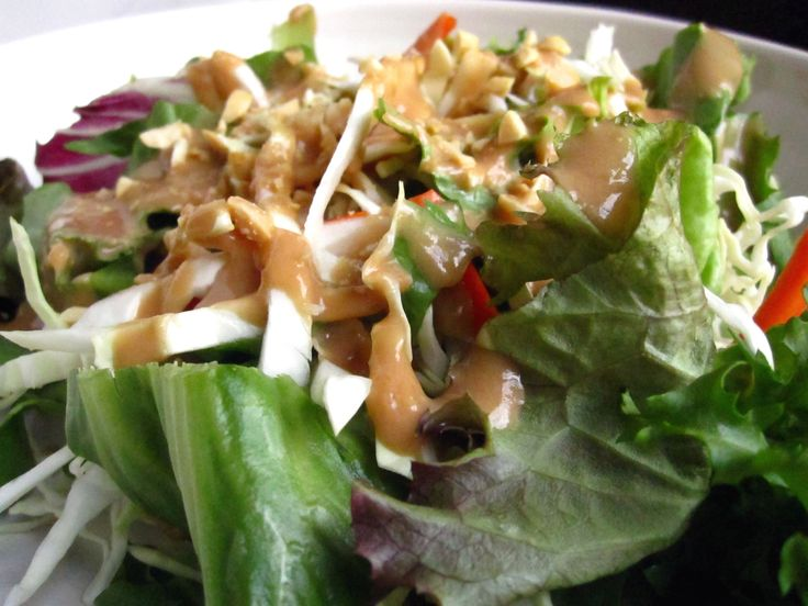 Best Salad Dressing Ever, sub sweeteners and fats as you wish. Use PB2 for peanut butter