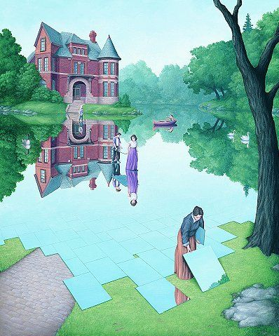 ♥ Rob Gonsalves - StillWaters