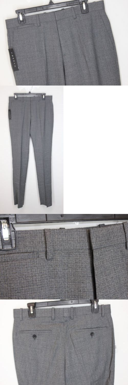 Other Golf Clothing 158939: Theory Marlo Uf Slim Fit Dress Pants 30 Charcoal Blue F0671214 Harrismith #195 -> BUY IT NOW ONLY: $65.99 on eBay!
