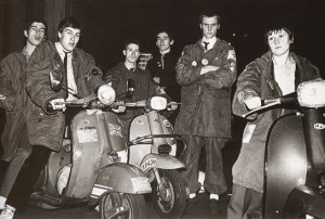 Local Mods think new Scooter will increase their chance of getting laid - Britpop News | the Mod Generation weekly | Scoop.it