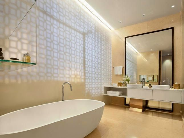 experience true grandeur at the taj mahal palace the iconic sea facing landmark in colaba south mumbaithe hotel offers you splendid views of the arabian - Bathroom Designs In Mumbai
