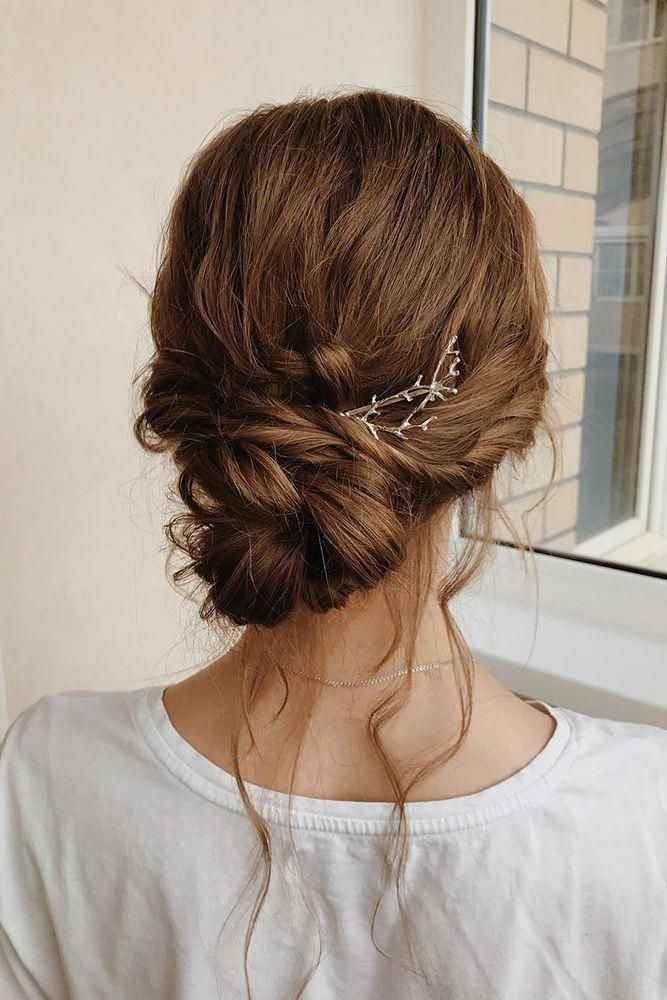 Easy Wedding Hairstyles You Can Diy Wedding Forward Hochzeitsfrisuren Frisur Hochzeit Frisuren Konfirmation