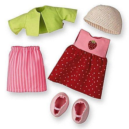 HABA Klädset - Jordgubbar för 30 cm dockor pink or blue - Stort utbud ✓ Snabb leverans ✓ Prisvärt ✓ Fraktfritt från 500 kr ✓ Hos oss handlar du snabbt och enkelt!
