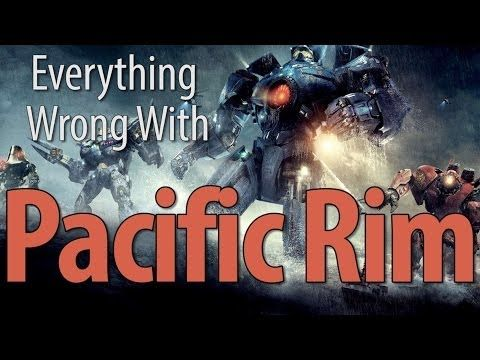 ▶ Everything Wrong With Pacific Rim In 9 Minutes Or Less - YouTube https://twitter.com/mizukawaseiwa/status/400568042498707457