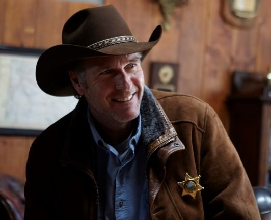 Walt Longmire. I love this show!