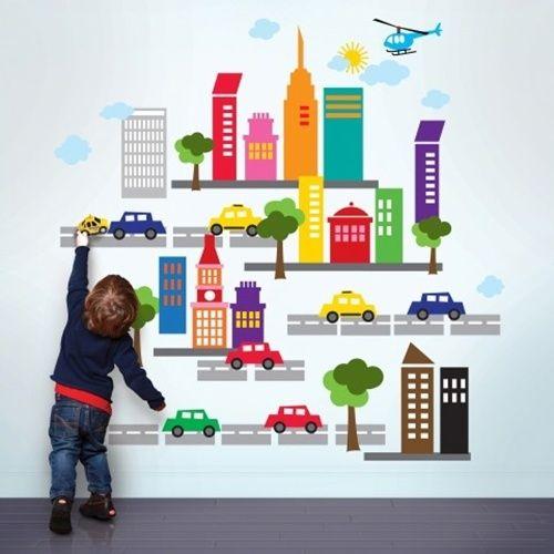 7 ideas para decorar la habitación de dos niños