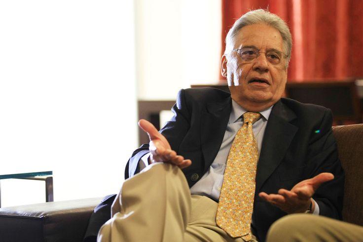 O ex-presidente executivo e atual presidente do Conselho de Administração da empreiteira Odebrecht , Emílio Odebrecht, disse, em depoimento...