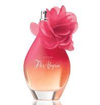 Flor Alegria Eau de Parfum Spray-An exhilarating blend of vibrant crimson passion fruit, timeless Bulgarian rose petals and playful blue iris. Regularly $28.00 on sale for $20.00, buy Avon cosmetics online at http://eseagren.avonrepresentative.com