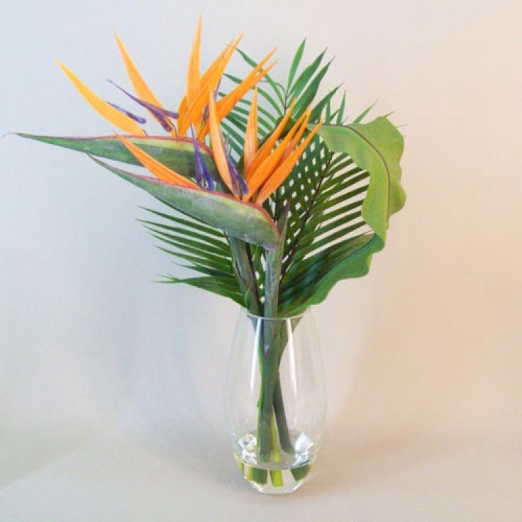 Statement Tropical Artificial Flowers Arrangement - TRO003