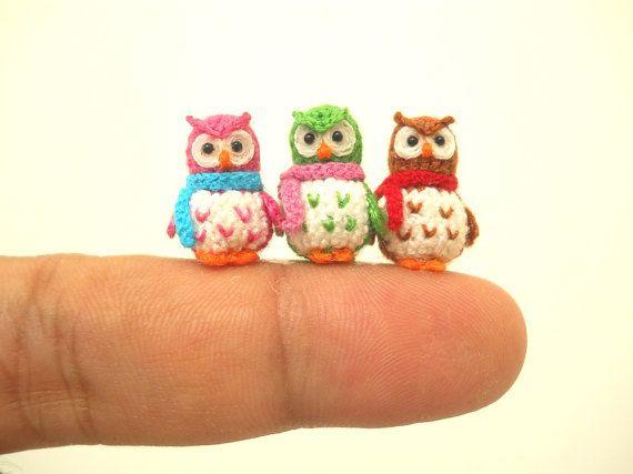 La Belle Abeille (Cute Miniature crochet animals by SuAmi)