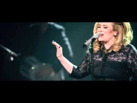 R Rating for Language - Live - colorful language in the beginning but still one of my favorite songs - Adele - Rumor Has It (Live At The Royal Albert Hall DVD)