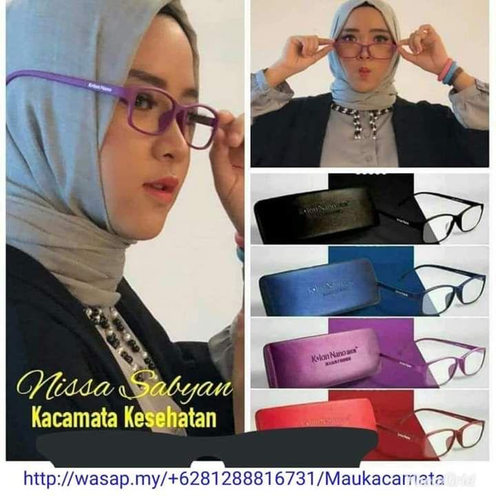 Model Kacamata Untuk Muka Bulat Hidung Pesek - CERMITOK