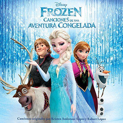 Various - Frozen Canciones De Una Aventura Congelada                                                                                                                                                                                 Mais