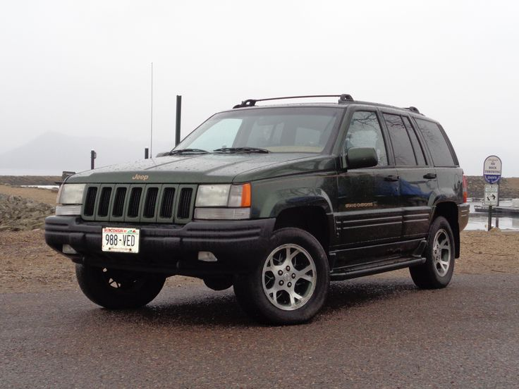 asking 2 000 97 jeep grand cherokee orvis edition this is a rare model 2700 produced in 97. Black Bedroom Furniture Sets. Home Design Ideas