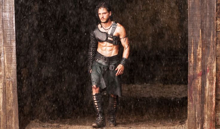 Pompeii: Kit Harington workout and diet plan to be a gladiator