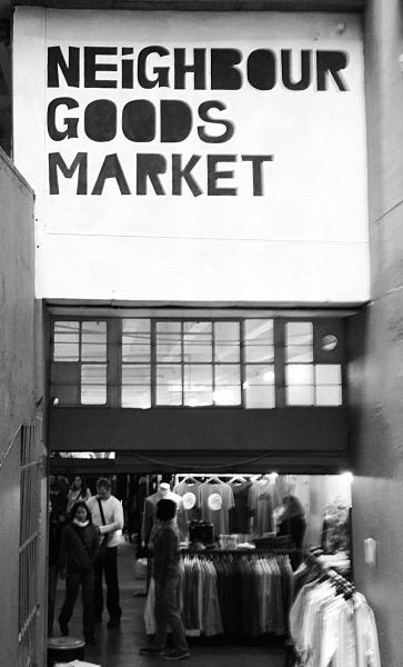 Neighbourgoods Market, Johannesburg, South Africa