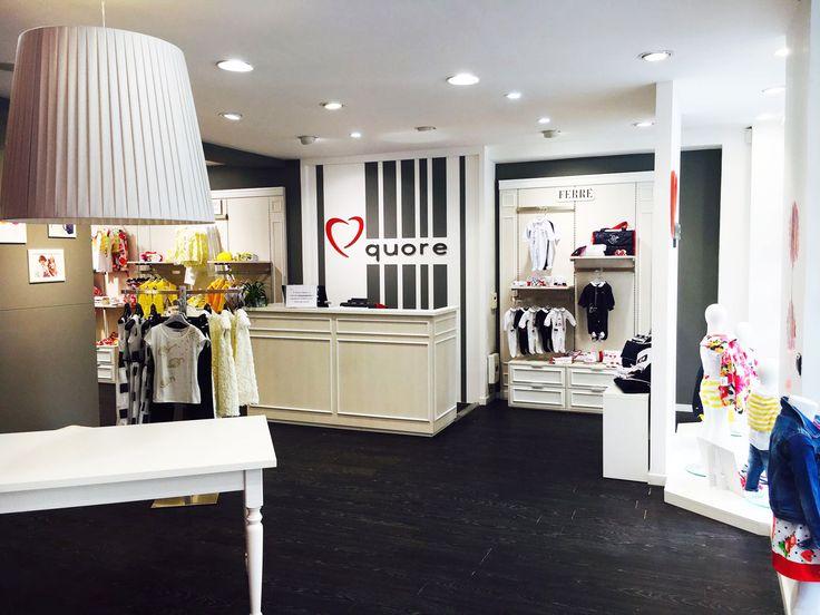 Particolare del negozio #Quore di #LameziaTerme (CZ) in corso Giovanni Nicotera, 905 #Calabria #kidswear #abbigliamentobambino #quorestore #nuoveaperture #newopening #store #shopping #outfit #negozio #tienda #bambino #kids