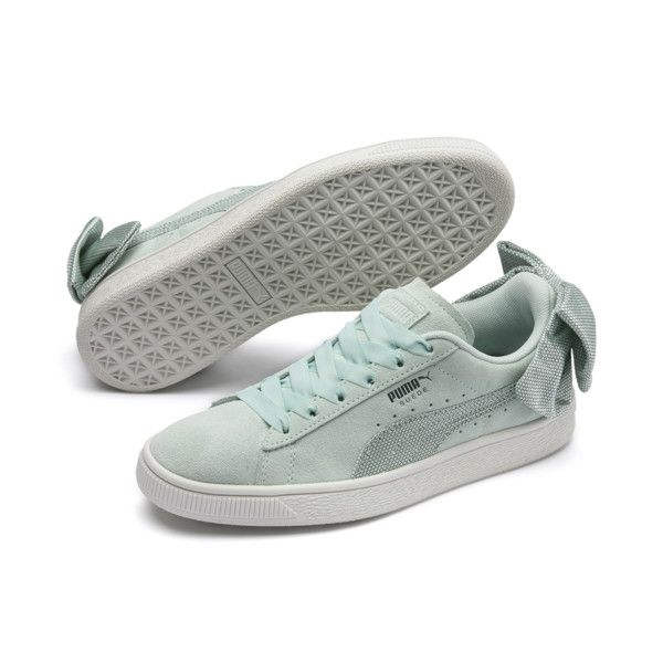 Suede bow, Womens sneakers, Puma suede