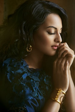 Sonakshi Sinha for Verve July 2012