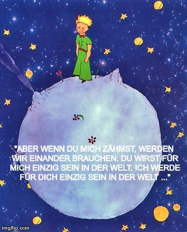 <3 http://www.pilger-weg.de/zitate/derfuchsundderkleineprinz.html