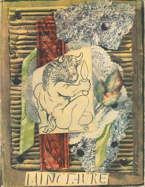Skira, Albert. Minotaure no. 1 (1933)