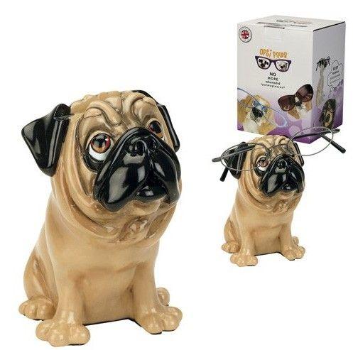 Pets with Personality - Opti Paws - Pug Tan 8017OPTIPUG