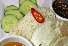 Contacto con lo Divino: Khao Man Gai - Pollo con Arroz Tailandés