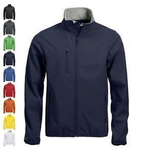 CLIQUE - Herren Basic Softshell Jacke  | eBay