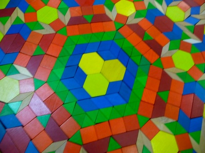 1000+ images about Pattern Blocks on Pinterest   Hexagons ...