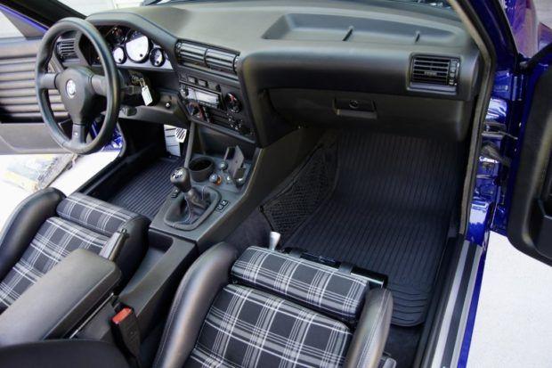 No Reserve Modified 1990 Bmw 325i Bmw Bmw E30 Sport Seats