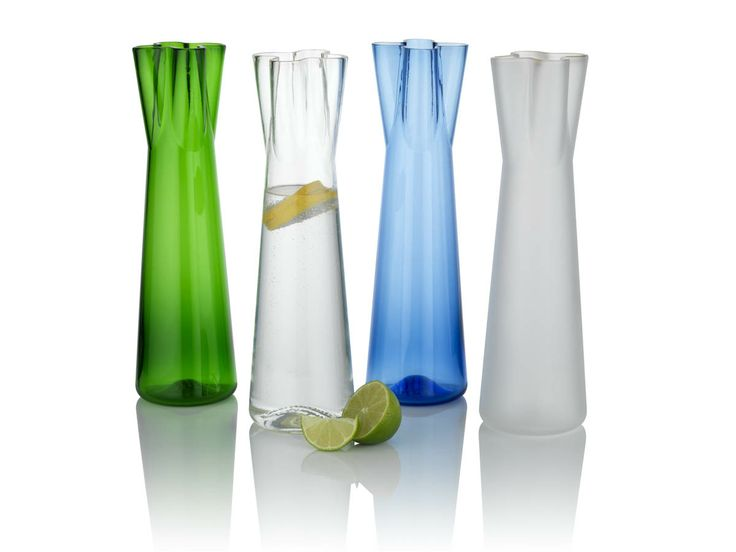 Taptop water carafe for London by Neil Barron from Gusto