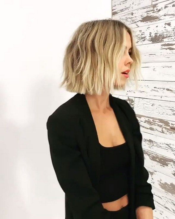 40 best messy short hairstyles ideas for 2019 19
