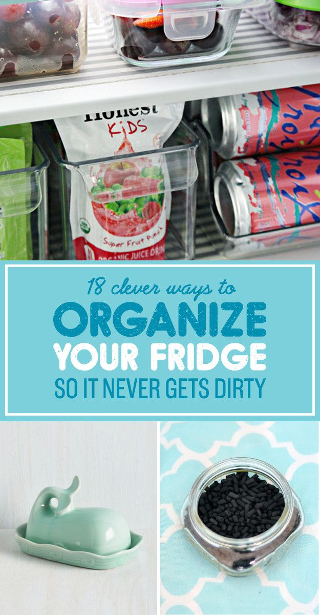 18 Clever Ways Organizing Your Fridge Can Save You Money And Time