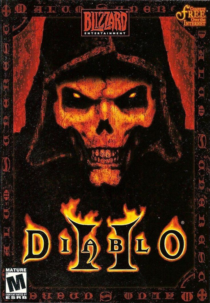 Diablo 2. One of my favorites.