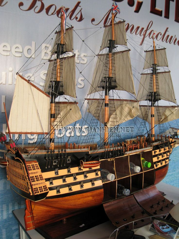 HMS Victory Nautical Furniture