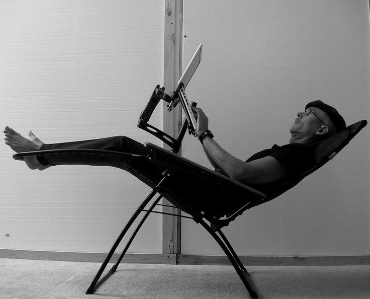 ergonomic chair back support cushion antique wood rocking styles computer workstation - google 검색 | pinterest desks, furniture ideas and ...