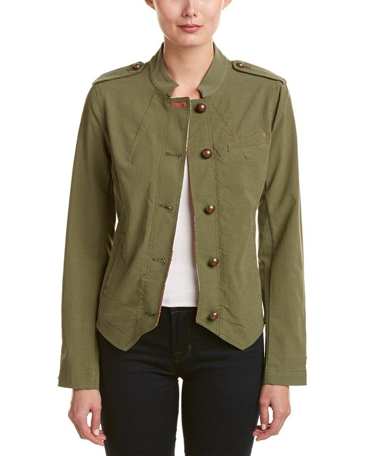 Amazon.com: Trina Turk Milan Jacket: Clothing