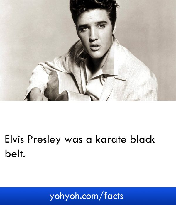 Unknown Fact About Elvis Presley