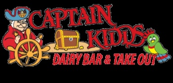 Mmmm summer ice cream in Cavendish at Captain Kidds Dairy Bar!