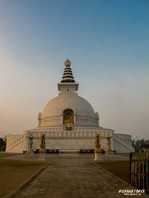 Shanti Stupa, Delhi