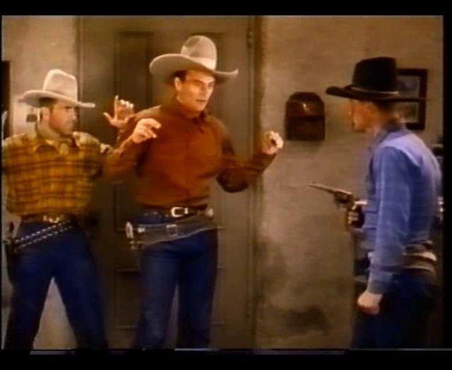 The Dawn Rider - Cold Vengeance, John Wayne