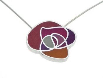 resin jewelry by Lulu Smith
