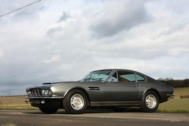 The DBS V8 Ushered In A New Era Of Aston Martin - Petrolicious
