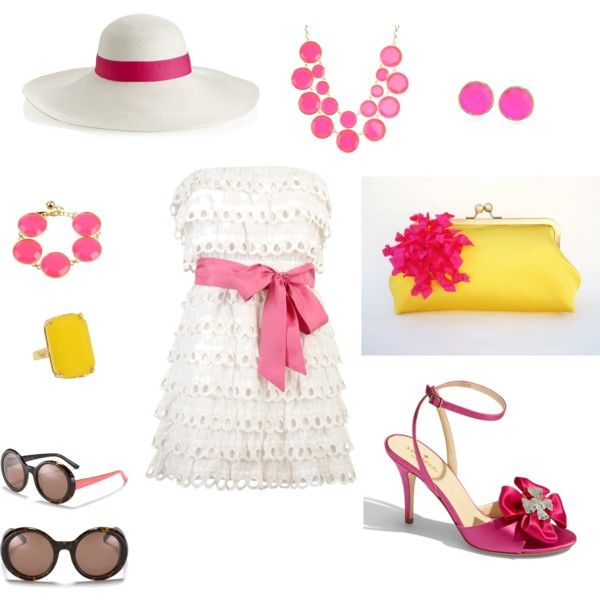 Kentucky Derby, Created By Stayceecakes On Polyvore