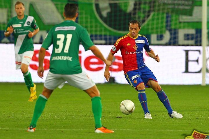 Marcelo Diaz - Basilea